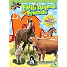 Farm Animal Friends: A Mega Sticker Book