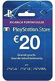 PlayStation Live Card Hang 20 Euro