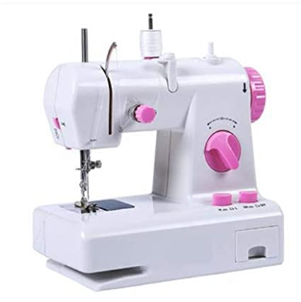 Amazon CGOLDENWALL Household Sewing Machine Adjustable Stitch Cool Stitch Length Sewing Machine