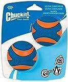 Chuck It! Ultra Squeaker Ball, Medium 2ct Review