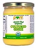 Grassfed Organic Cultured Ghee 14 oz