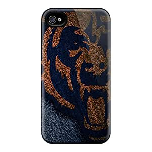 Best Hard Phone Cases For Iphone 6plus With Provide Private Custom Nice Chicago Bears Skin JonathanMaedel