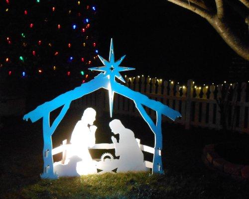 MyNativity Outdoor Christmas Nativity Set, Medium by MyNativity (Image #4)