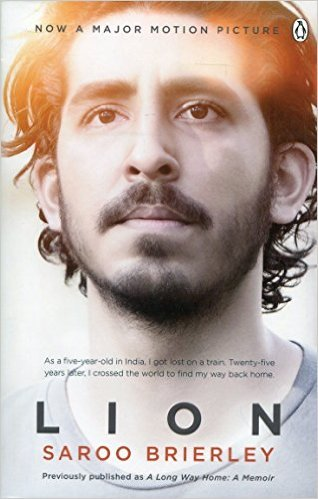 [By Saroo Brierley] Lion: A Long Way Home (Paperback)【2017】by Saroo Brierley (Author) [1863]