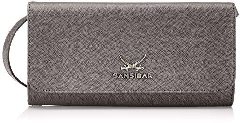 Sansibar Sansibar Chic - Cartera de mano para mujer gris - gris