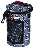 ArtBin Mini Yarn Drum Knitting & Crocheting Tote Bag-Black/Gray, 6824AG