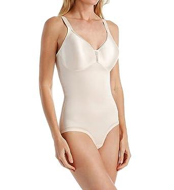 f4879a55161 Va Bien Seamless Minimizer Bodysuit 701 at Amazon Women s Clothing ...