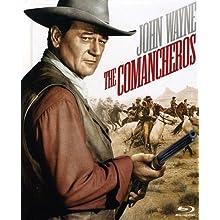 The Comancheros (50th Anniversary Edition) [Blu-ray Book] (2011)