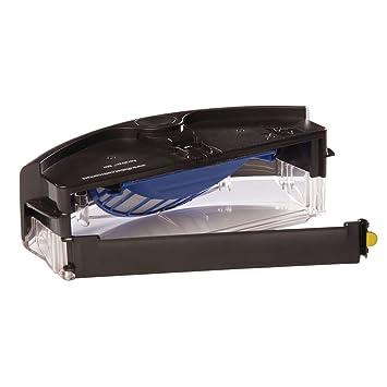 iRobot AeroVac Bin - Accesorio para aspiradora (Negro, Transparente, iRobot: Roomba 500, 600): Amazon.es: Hogar