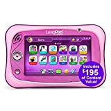 LeapFrog LeapPad Ultimate Ready for School Tablet, Pink