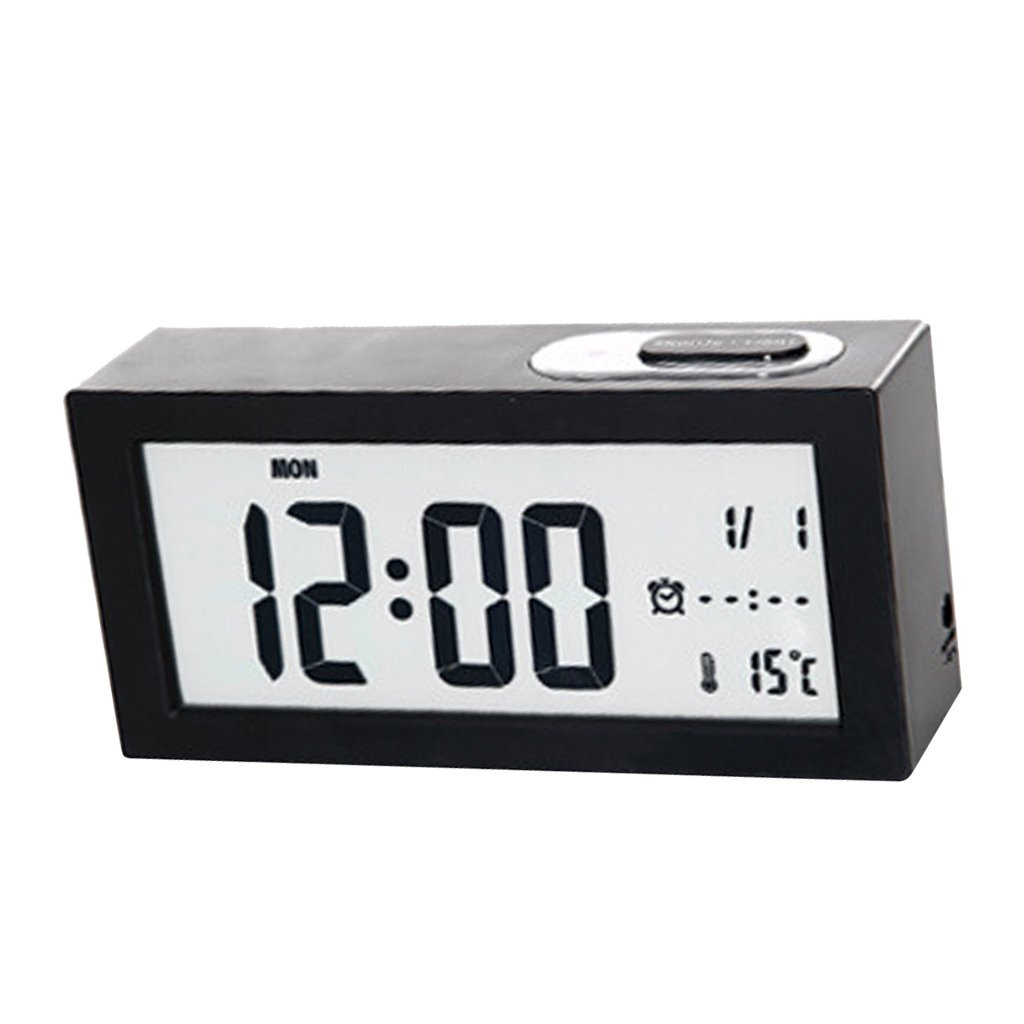 Amazon.com: Jili Online Digital Alarm Clock With Snooze And ...
