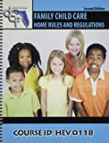 Family Child Care Home Rules and Regulations, Palm Beach Community College, 1465215263