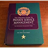 Mrs. Starkey's Original Guide to Private Service Management