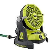 Arctic Cove MBF0181 18-Volt Bucket Top Misting