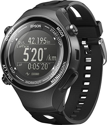 [エプソン リスタブルジーピーエス]EPSON Wristable GPS ランニングウォッチ GPS機能 SF-720B