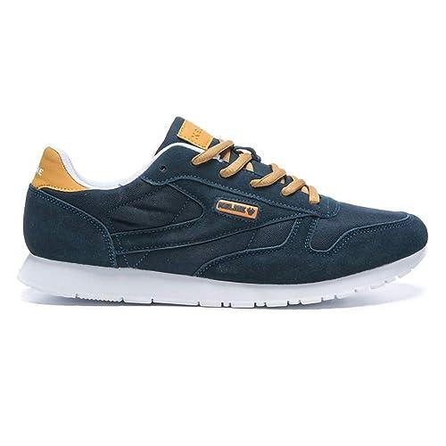 Kelme Victory Street, Zapatillas de Fútbol Sala para Hombre, Azul (Marino 107), 45 EU: Amazon.es: Zapatos y complementos