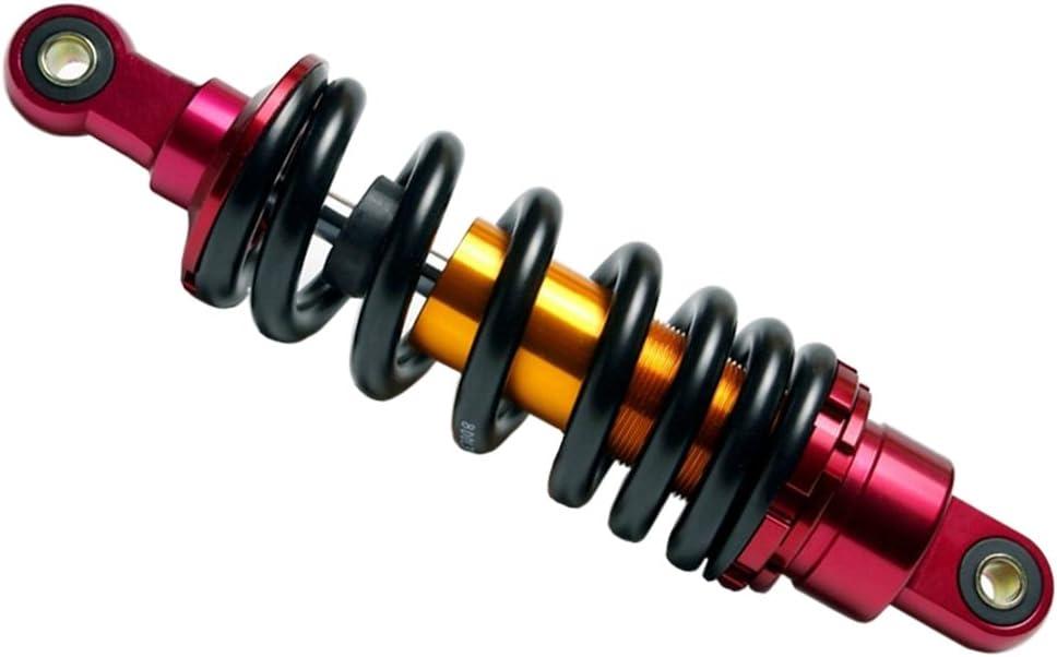 1Pc Aluminum Alloy 290mm Rear Shock Damper Suspension Spring Fit for Dirt Pit Bike ATV Biuzi Rear Shock Damper Suspension