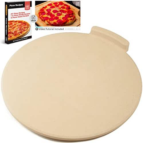New! The Ultimate Pizza Stone - 16