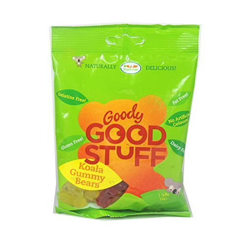 Goody Good Stuff - Koala Gummy Bears - 100g (Case of 12) by Goody Good Stuff