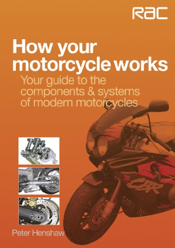 How your motorcycle works