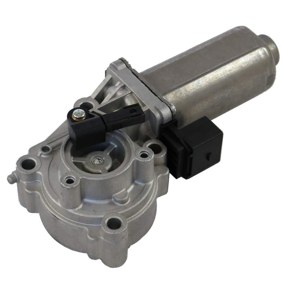 CARMOCAR Transfer Case Shift Actuator Shift Motor For BMW X3 X5 27107566296 27107541782