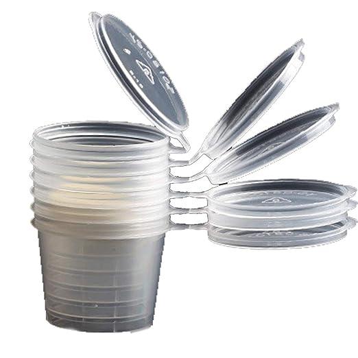 Isuper Condimento Prueba y el Asfalto en recipientes con Tapas ...