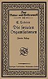 Die Sozialen Organisationen, Lederer, Emil, 3663154971