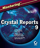 img - for Mastering Crystal Reports 9 book / textbook / text book