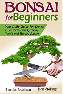 bonsai for beginners book your daily guide for bonsai tree care selection growing bought bonsai tree