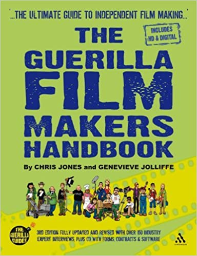 Book Guerilla Film Makers Handbook 3e by Chris Jones (2006-03-25)
