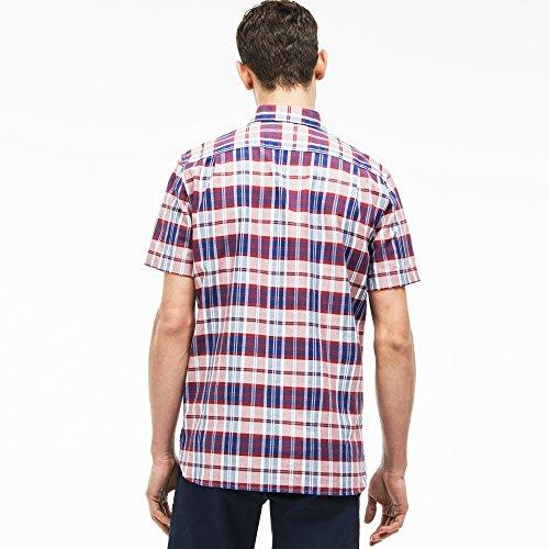 Manga Ch7261 Camisa Hombres Toreador De Corta Lacoste qwftaFRa