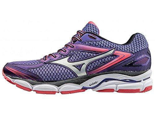 Mizuno - Zapatillas de running para mujer morado morado Auditor Value