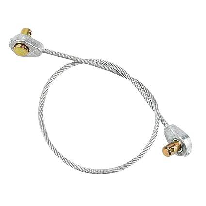 Amazon.com: Cable elevación de cubierta para MTD 746 – 0968 ...