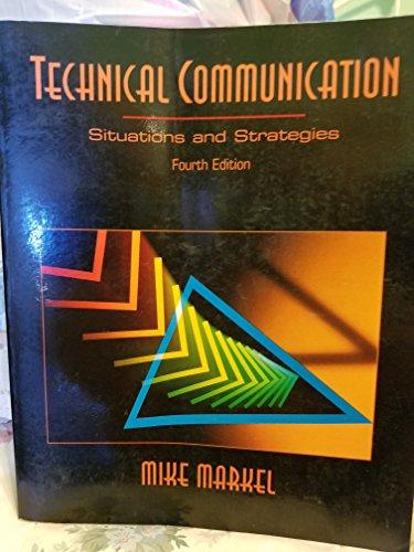 Technical Communication Markel Pdf