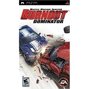 Burnout Dominator - Sony PSP