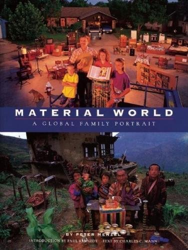 Pdf Photography Material World: A Global Family Portrait