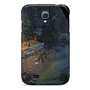 Hard Plastic Galaxy S4 Case Back Cover,hot Assassins Creed 3 Connor Kenway Case At Perfect Diy