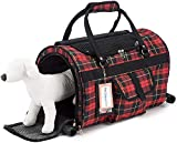 Cheap Prefer Pets Travel Gear 312RP Hideaway Duffle Pet Carrier, Medium