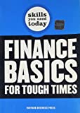 Finance Basics for Tough Times, Harvard Business School Press Staff, 1422129675