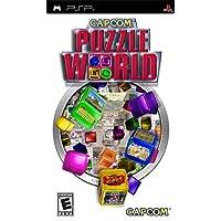 Capcom Puzzle World - Sony PSP