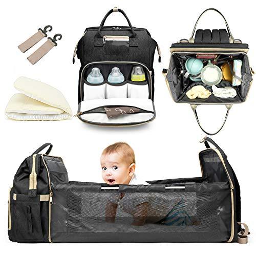 Innovation Diaper Bag Bassinet