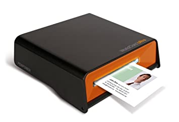 Pmr Penpower Worldcard Ultra Visitenkartenscanner Amazon De