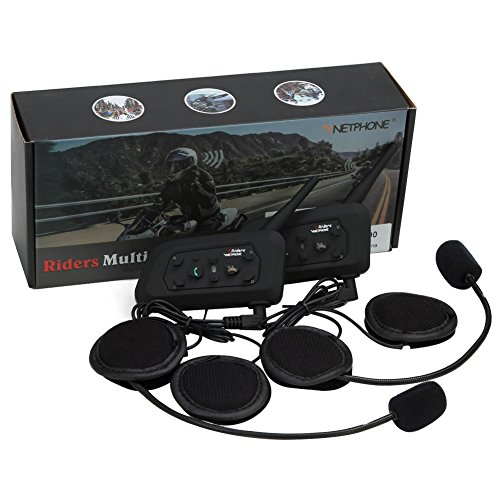 VNETPHONE Motorcycle V6 Intercom