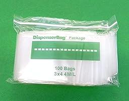 4MIL ZIPLOCK BAGS 3\