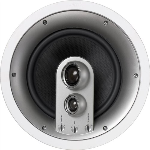 Jamo IC610 600 Series 10'' 4-Way In-Ceiling Speakers, Pair by Jamo