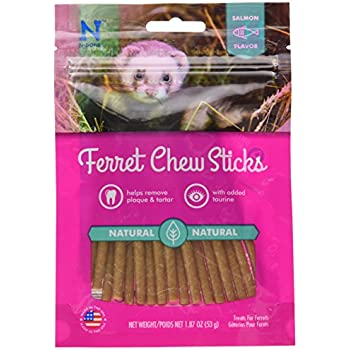 N-Bone 1.87 oz. Ferret Salmon Flavor Chew Treats