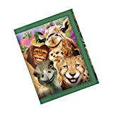 3D LiveLife Wallets - Safari Smiles. Lenticular 3D