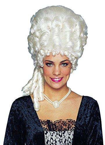 (Costume Culture Women's Marie Antoinette Wig, Platinum, One)