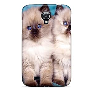 Cute High Quality Galaxy S4 Cats Case