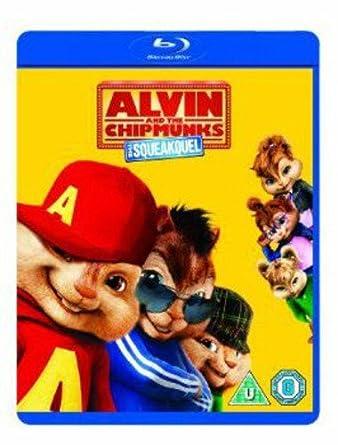 b5deda8db77 Amazon.com  Alvin   the Chipmunks  Squeakuel  Blu-ray   Movies   TV